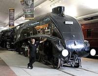 Convois exceptionnels : Deux locomotives historiques