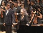 Martha Argerich et l'Orquestra Neojiba à la Philharmonie de Paris
