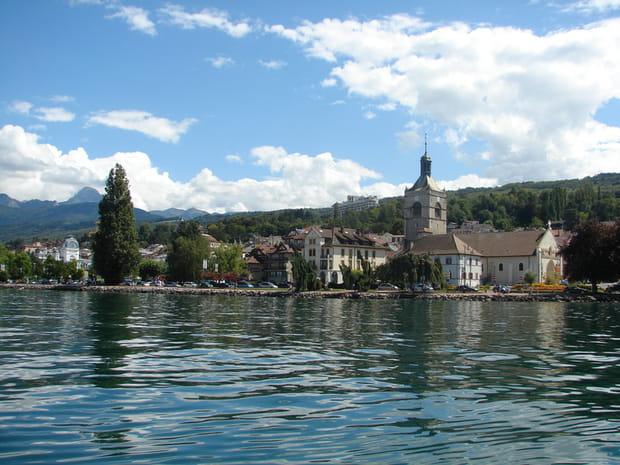 Evian les bains haute savoie - Office du tourisme de thonon les bains ...