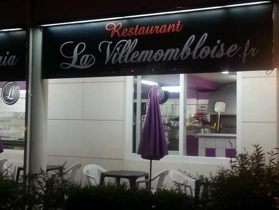 La Villemombloise  - Enseigne -   © La villemombloise