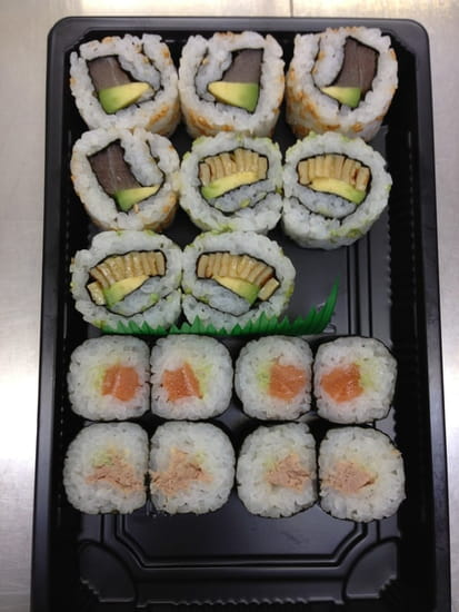 I Love Sushi  - Solo 16 pieces -   © I love sushi
