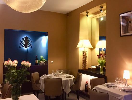 Restaurant : Le Cèdre  - Restaurant Libanais a Nice, Le Cèdre -