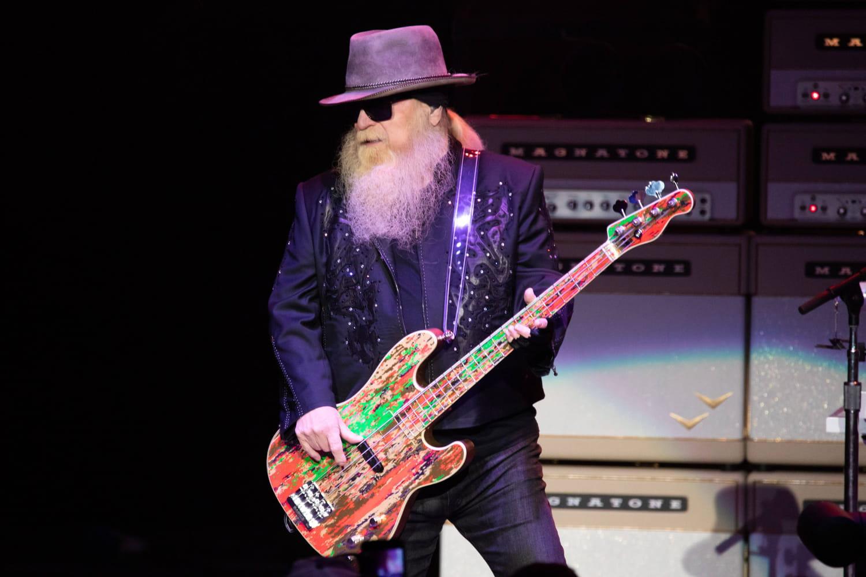 Mort de Dusty Hill: le bassiste de ZZ Top avait dû annuler des concerts