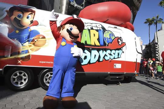 Super Mario Odyssey: les notes incroyables du nouveau jeu Nintendo
