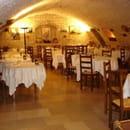 Hostellerie de la Fontaine  - Salle de restaurant -