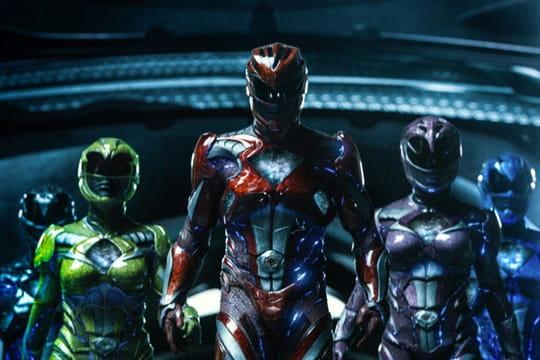 Sorties Cinéma: Power Rangers face aux Schtroumpfs et A Bras Ouverts