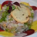 Restaurant la Couleuvrine  - Tartare de Dorade -   © La Couleuvrine