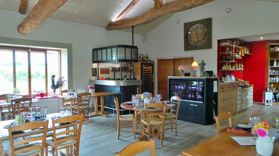 Restaurant : Auberge de la Gaillotière  - SALLE DE RESTAURANT -   © Auberge la Gaillotière