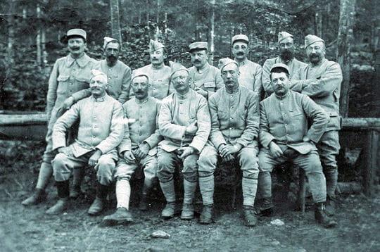 Guerre 1914-1918 : vos photographies d'archives