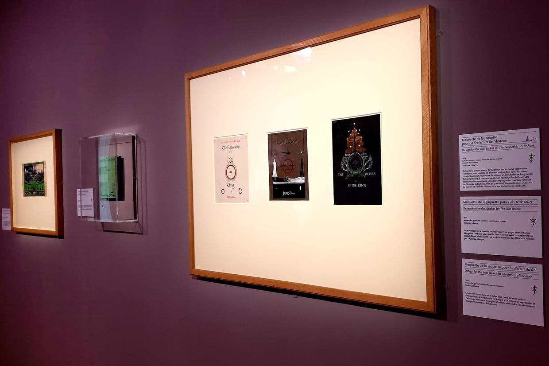 Резултат с изображение за tolkien paris exhibition