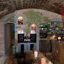 """La Fleur de Thym  - salle,bar cuisine""""lafleurdethym"""" -   © """"alanpeo"""" Bormes les mimosas"""