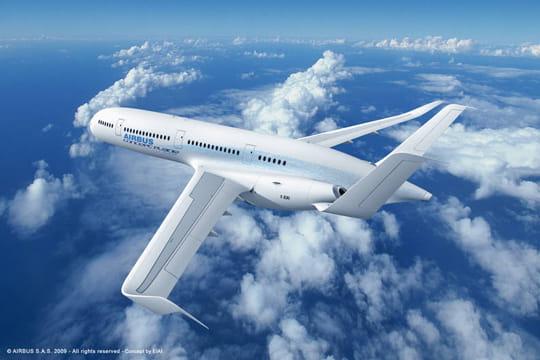Concept Plane Airbus