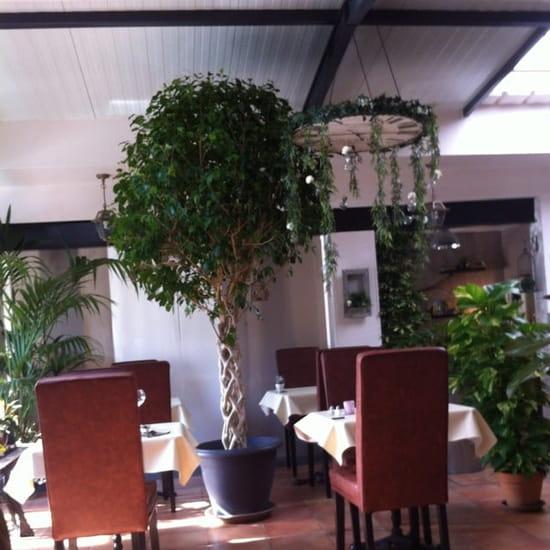 Restaurant : Deux sur la Balançoire  - Salon d'hiver -