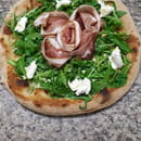 Pizza Storia   © Pizza jambon de parma