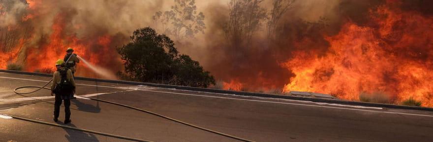 Incendie en Californie: des images ahurissantes, des victimes par dizaines