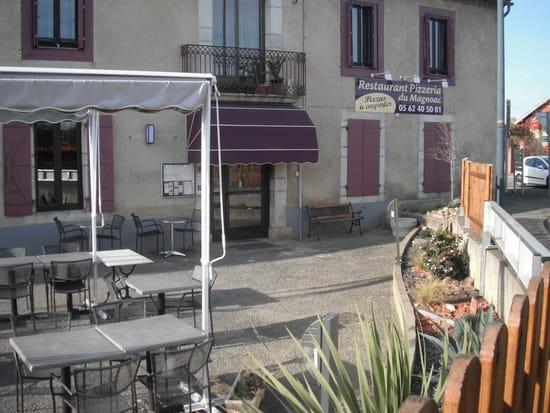 Restaurant Pizzeria du Magnoac  - Extérieur. -   © restaurant pizzeria magnoac