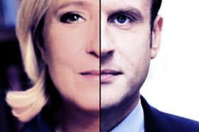 Macron - Le Pen: avant le débat, grand comparatif des finalistes