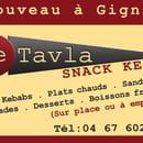 Le Tavla  - Carte de fidélité -