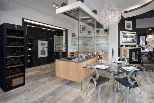 la cave vin polyvalente avintage un stockage millim tr. Black Bedroom Furniture Sets. Home Design Ideas