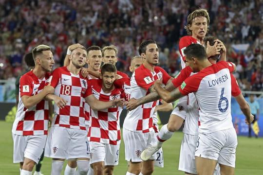 Groupe D: la Croatie en tête, classement et derniers résultats