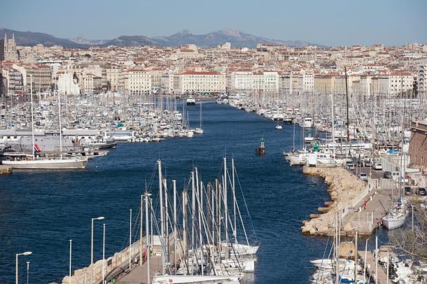 Résultat élection européenne Marseille