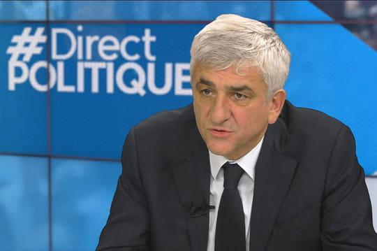 """Hervé Morin:Hervé Morin: laréforme dudroit dutravail, """"uneannonce de plus pourpas grand-chose"""""""