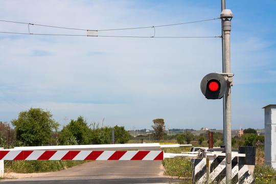 Radar passage à niveau: fonctionnement, amendes, points perdus