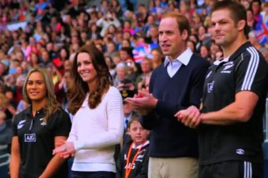 Laliste desindices d'une grossesse de Kate Middleton s'allonge