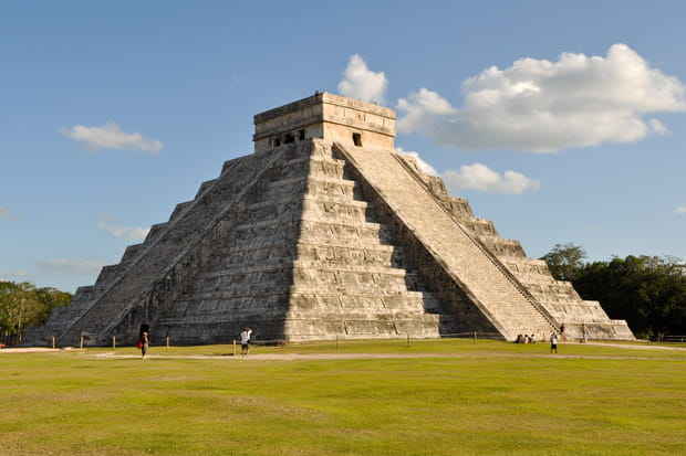 Chichén Itzá au Mexique (Nouvelle merveille du monde)