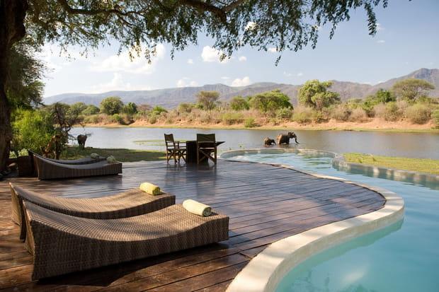 Chongwe River House en Zambie