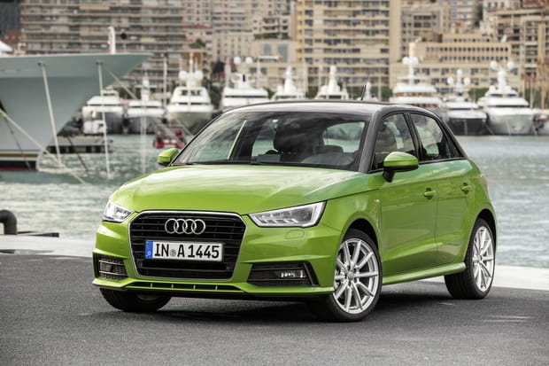 Audi A1Sportback: citadine premium