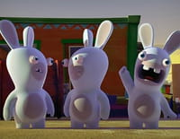 Les lapins crétins : invasion : Cauchemar crétin