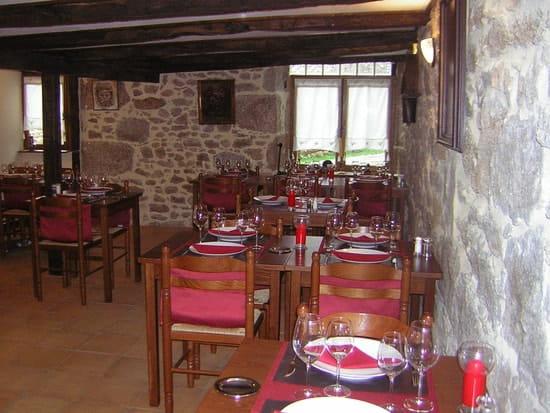 Restaurant Beausoleil  - la salle -