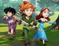 Robin des Bois : L'épée des rois