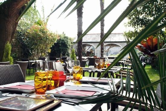 Le patio restaurant de cuisine traditionnelle dinan avec linternaute - Le patio restaurant montreuil sur mer ...