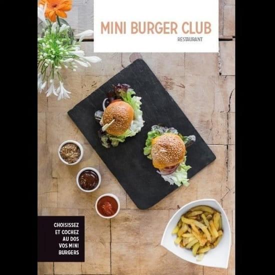 Mini Burger Club