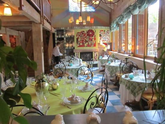 Le Mirabilis  - Le Mirabilis - Salle principale du restaurant -   © B. Beurtin