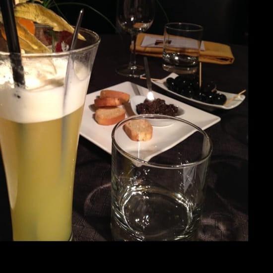 Entrée : La Cuisine Du Marché  - Cocktail caloupilé !  -
