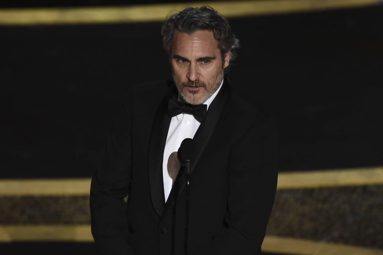 Joaquin Phoenix: son discours bouleversant aux Oscars