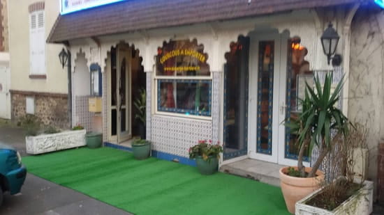Restaurant : L'Auberge Berbere