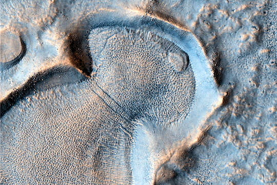 Région Utopia Planitia
