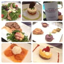 Restaurant : Auberge de l'Amandin  - Menus terroir -