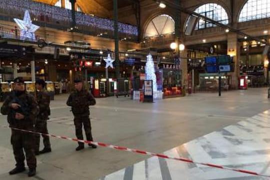 Colis suspect à la Gare du Nord (Paris): l'incident terminé