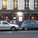 Restaurant : Le Refuge du Passé  - facade -   © oui