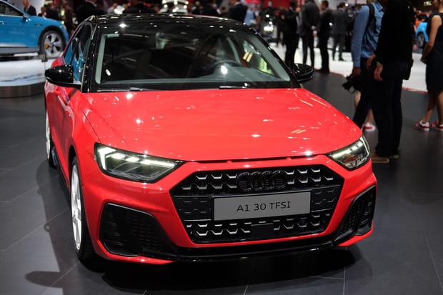 La nouvelle génération de l'Audi A1