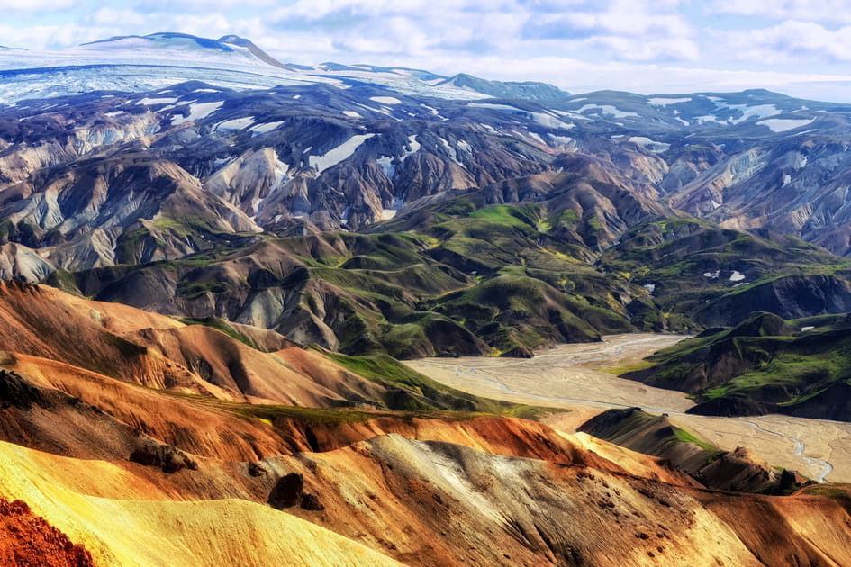 Les sites les plus spectaculaires d'Islande
