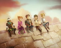Arthur et les enfants de la Table ronde : Aeryn