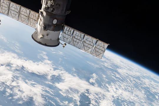 Progress: suivez latrajectoire duvaisseau spatial russe [ENDIRECT]