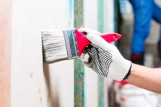 Faire des retouches de peinture: mode d'emploi