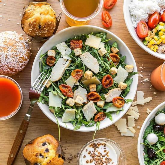 Plat : Eat Salad  - Exemple de plat -   © Eat Salad®